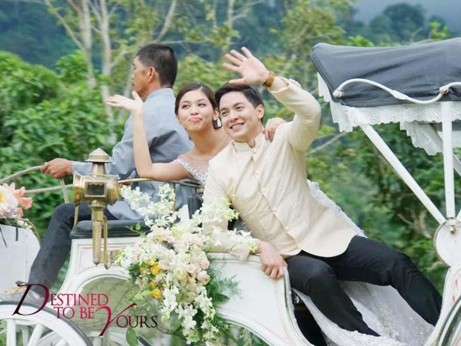 EXCLUSIVE: Sneak peek at the May 26 episode (finale) of @GMADestinedTo...
