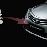 #Corolla originates from the petals of a flower... Quite fitting: a beautiful name for an iconic car!