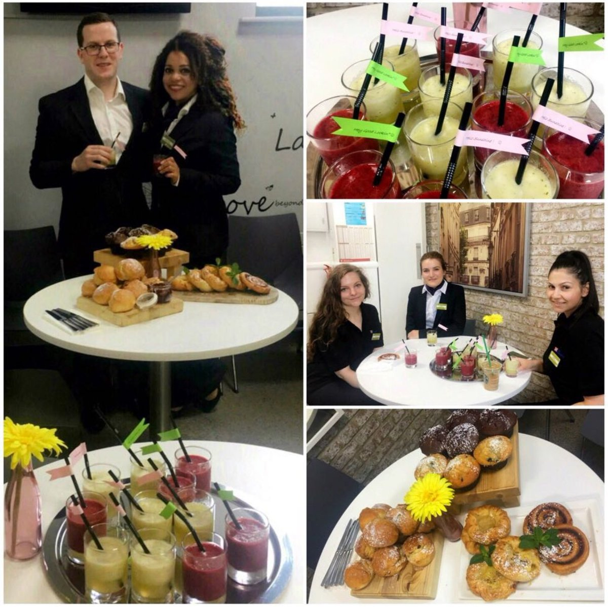 Hilton Garden Inn Custom House On Twitter Power Morning With Our Team Members Cause Breakfast Is The Most Important Meal Of The Day Brighthearted Hiltongardeninn Https T Co F4honryx67