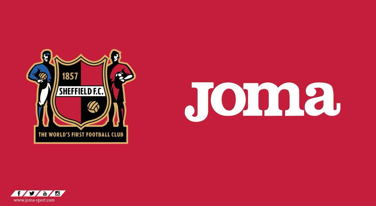 Joma firma contrato con el primer club de fútbol de la historia