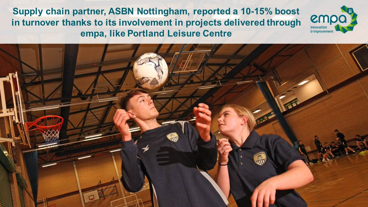 #supplychain partner @ASBNottingham report a 10-15% boost in turnover thanks to projects delivered on our framework  http:// bit.ly/2r1CfKy  &nbsp;  <br>http://pic.twitter.com/9foVwrZ3mF