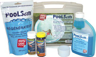 Poolsan : 0 chlorine, 0 smell ! A whole kit for your above ground pool, specially for your swimming comfort ! #piscine #pool #nochlorine<br>http://pic.twitter.com/YL2SQatXax