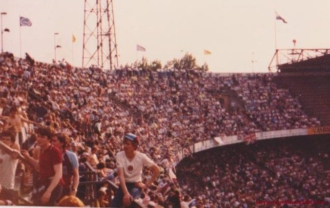 #avfc fans in Rotterdam, on this day in 1982 <br>http://pic.twitter.com/d5SD0QheT3