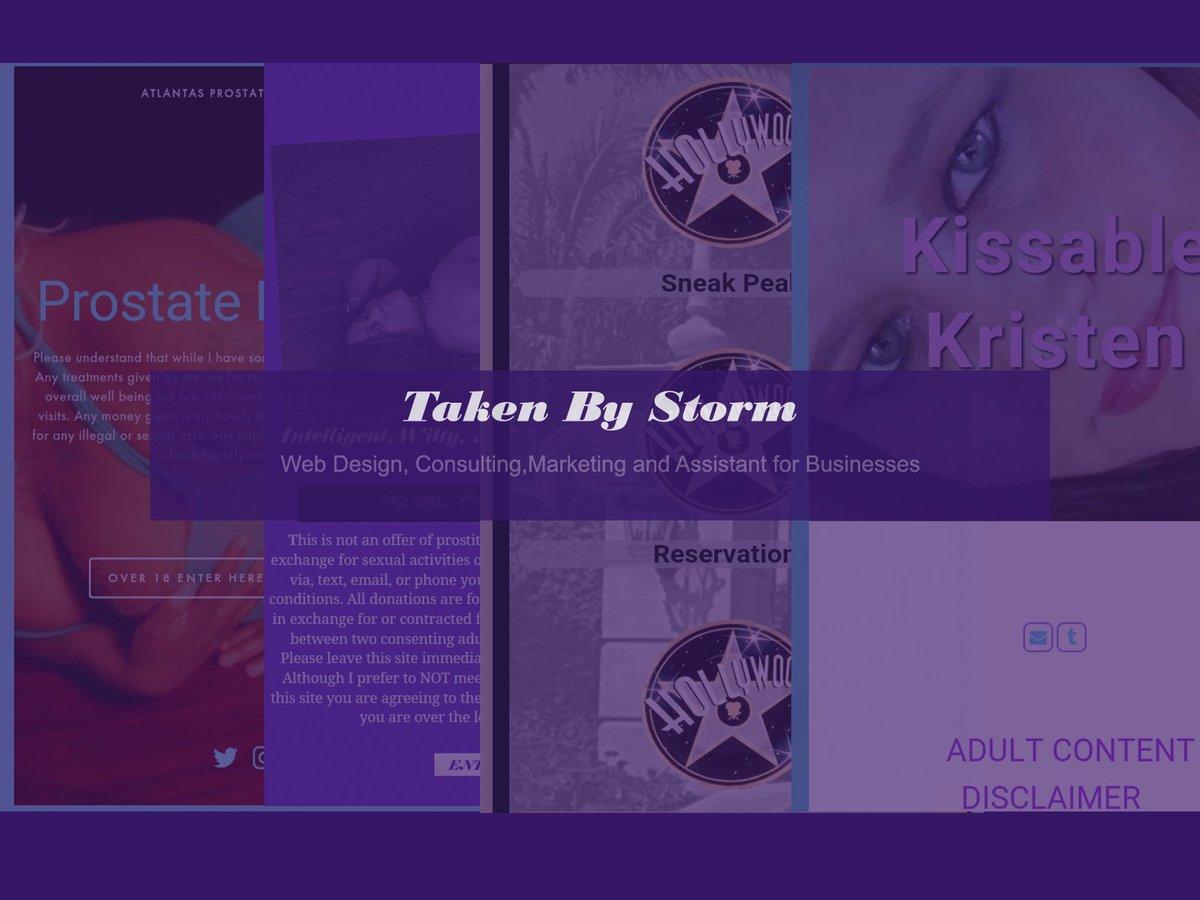 marketing web Escort site