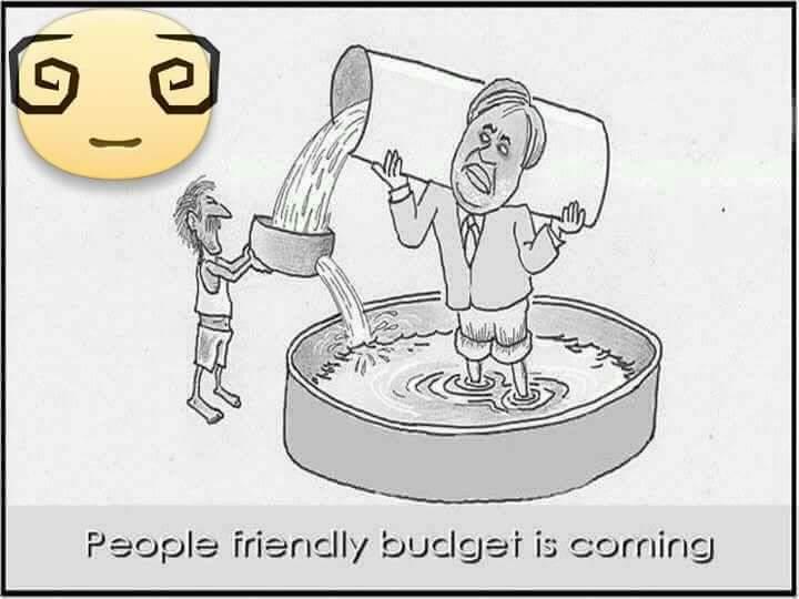 test Twitter Media - The most cruel world Finance Minister Ishaqe Dar #Budget2017 https://t.co/fhphcO1jxc
