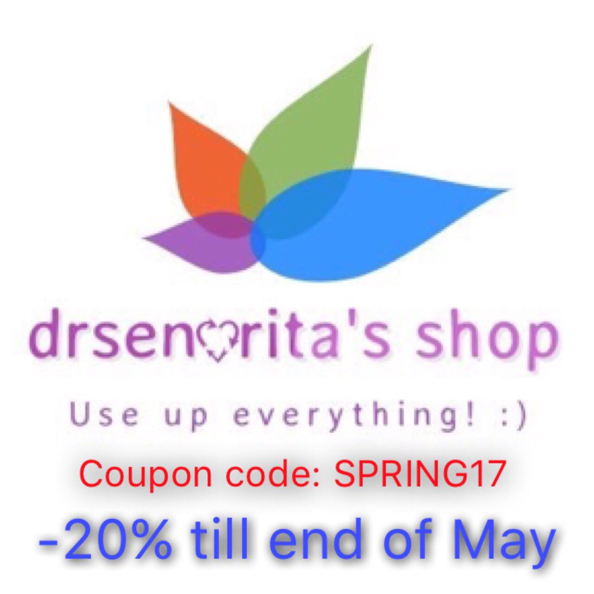 #couponcode SPRING17 to get -20% till end of May! #etsy #etsychaching #etsyshop #EtsySeller #handmade #HandmadeHour #craft #giftideas #gifts<br>http://pic.twitter.com/AmajDumYb2