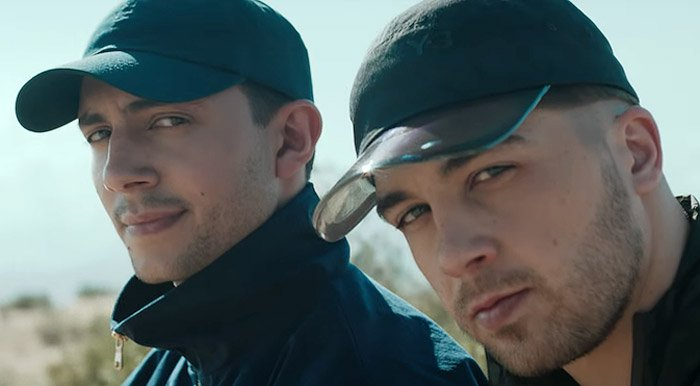 Majid Jordan is going through 'Phases' in their new video. Watch: https://t.co/Y40Qkyqy8L