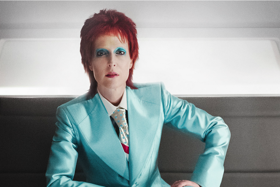 Gillian Anderson as David Bowie https://t.co/pVFs3eBzUK