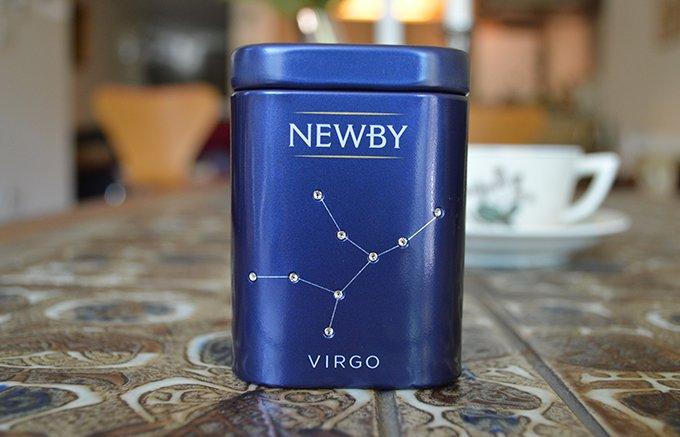 スワロフスキー社とのコラボで12星座をモチーフにした高級紅茶 ⇒https://t.co/8Rs8SGxaMW NEWBYの「ZODIAC」は、紺色の小さな紅茶の缶に12星座が描かれた限定販売の紅茶!