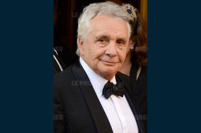 Michel Sardou annonce arrêter définitivement sa carrière /LeParisien