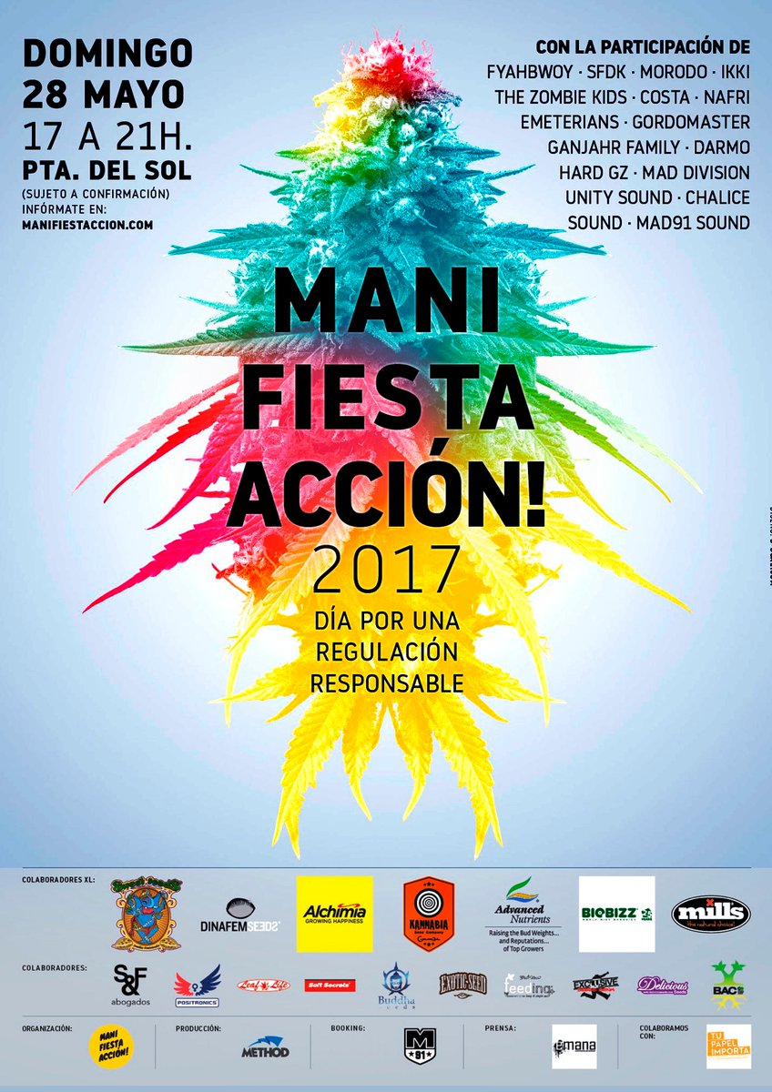No one&#39;s-gonna-stop. #manifestation #ManiFiestaSol #1tuitXmaria #RegulaciónResponsable<br>http://pic.twitter.com/mr3XXebHPC