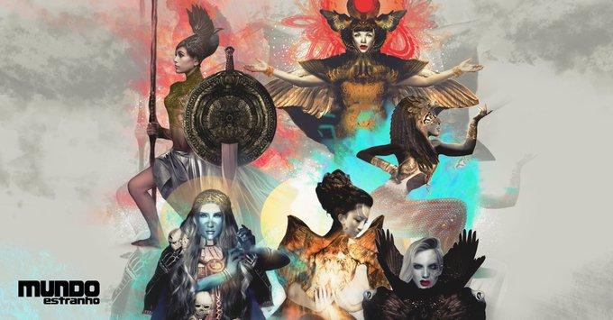 As 6 deusas mais poderosas da Antiguidade: https://t.co/jXyZO3V65y