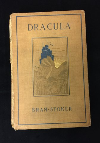 It's #WorldDraculaDay!  Help us preserve our 1st *American* ed of #Bra...