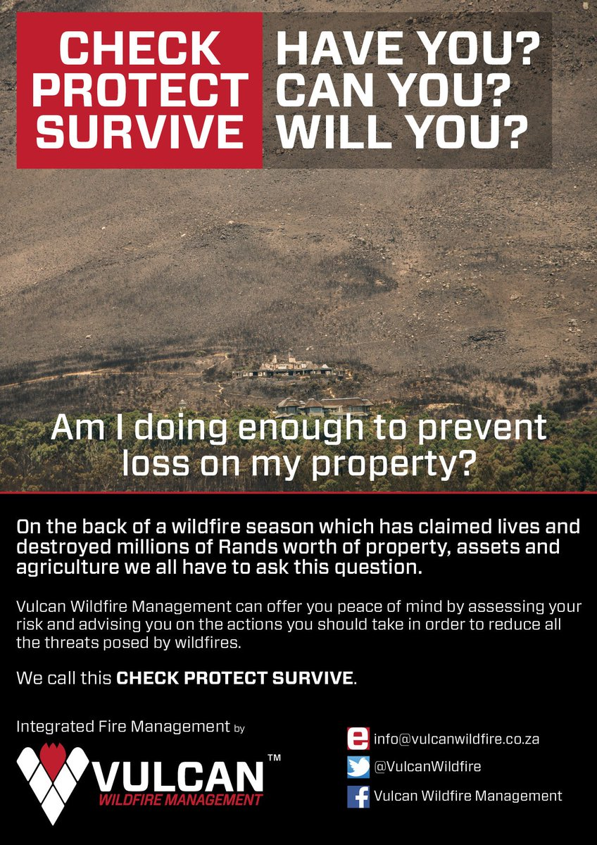 Ask &quot;Am I doing enough?&quot; #BeSafe @vwsfires @cptfrs @WfpaF @mk20071966 @WCGovEADP @NSWRFS @CFA_Members @FireSmartCanada @FynbosFire<br>http://pic.twitter.com/gUzzh1Nhri