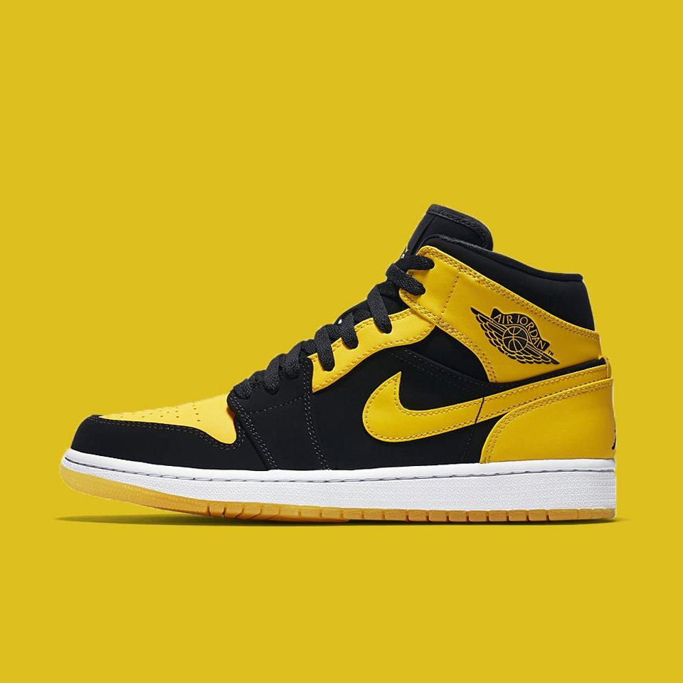 9f1aca27605 air jordan 5 yellow sole links