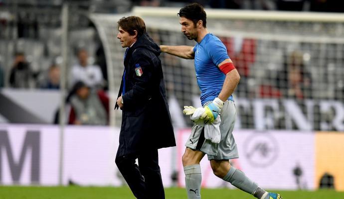 Antonio #Conte backs #Buffon to win the Ballon d&#39;Or   http:// bit.ly/2s3QRsv  &nbsp;  <br>http://pic.twitter.com/w5qrnQyTQ7