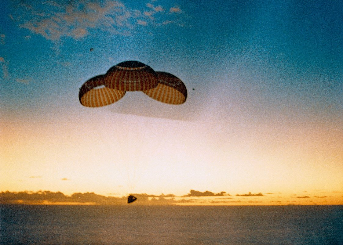 &#39;Everything ready for a Moon landing&#39;: #Apollo10 comes back home, #Today in 1969  http:// s.si.edu/22qecBs  &nbsp;  <br>http://pic.twitter.com/80Wlqeldz8