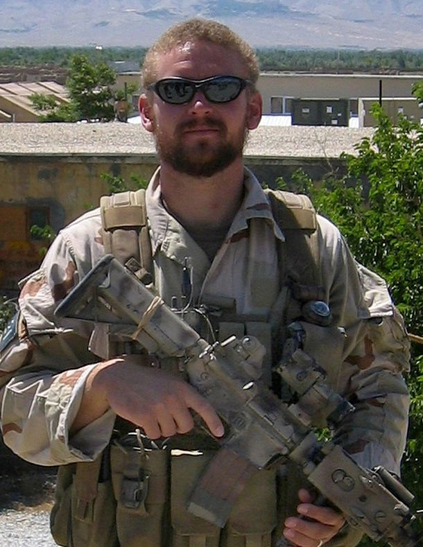 Petty Officer 2nd Class Matthew 'Axe' Axelson, killed June 28, 2005  #...