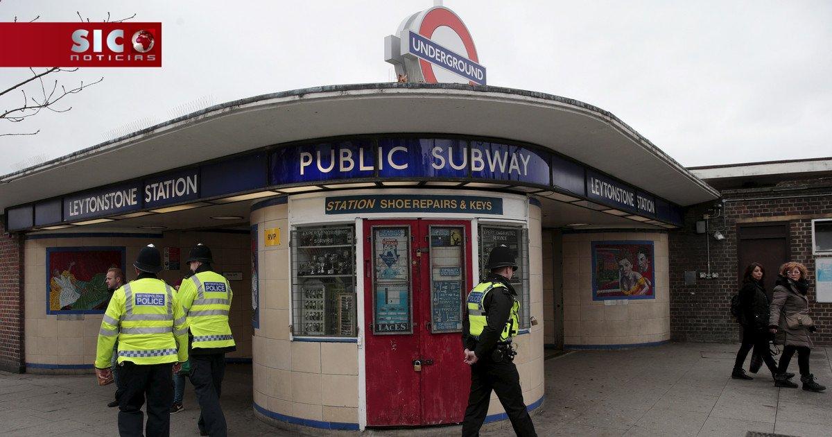 Jovem que pôs bomba no metro de Londres condenado a 15 anos de prisão...