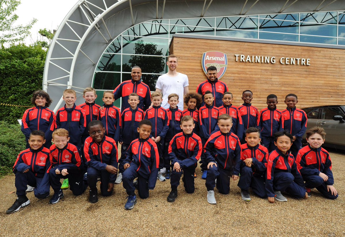 Image result for Per Mertesacker academy manager