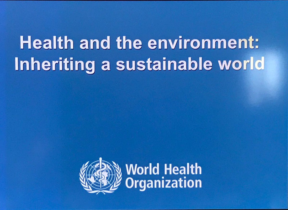 #Environmental &amp; #Health: Switzerland invites to Conference of the Parties of @minamataMEA in Sept 2017 in #Geneva #WHA70<br>http://pic.twitter.com/ikP2pnhyKL