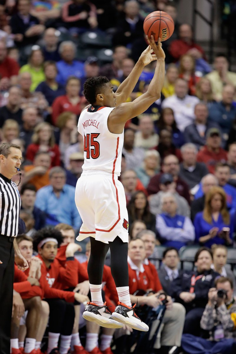 00c18bcf9 Could Donovan Mitchell be the player in this year s draft teams regret  missing out on  ...