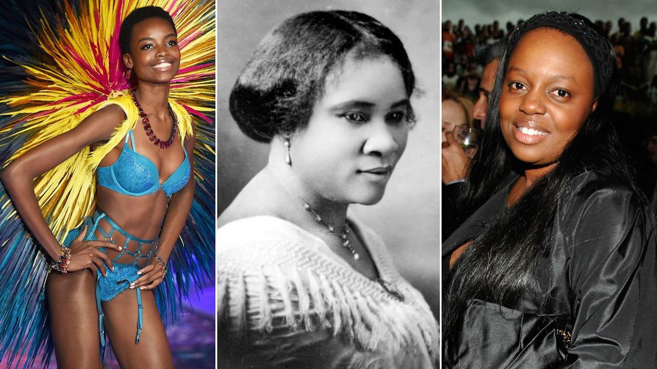 8 Black Women Who Broke Barriers in Beauty https://t.co/71vONyJsvD