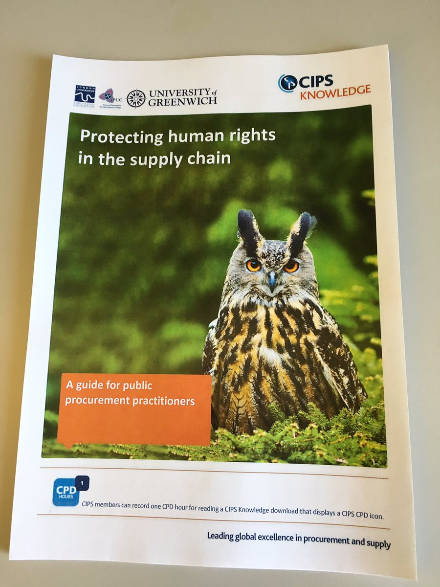 Important new #Humanrights #supplychain report from @cipsnews  @UniofGreenwich @lupconsortium <br>http://pic.twitter.com/eHn06zjiJO