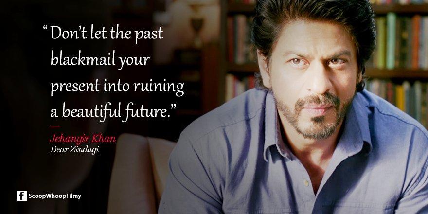 Words of wisdom by Dr. Jehangir Khan from Dear Zindagi. @iamsrk #Bollywood #ScoopWhoopFilmy<br>http://pic.twitter.com/wy0NBMaYEF