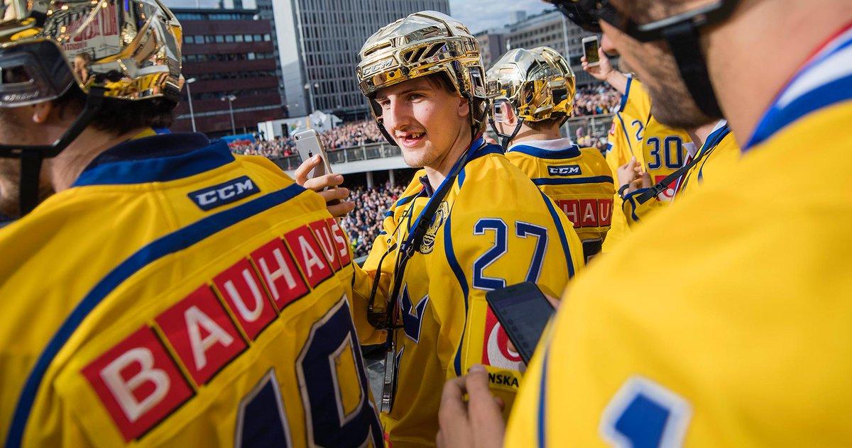 Philip Holm lämnar Växjö – väljer mellan två NHL-klubbar. https://t.co...