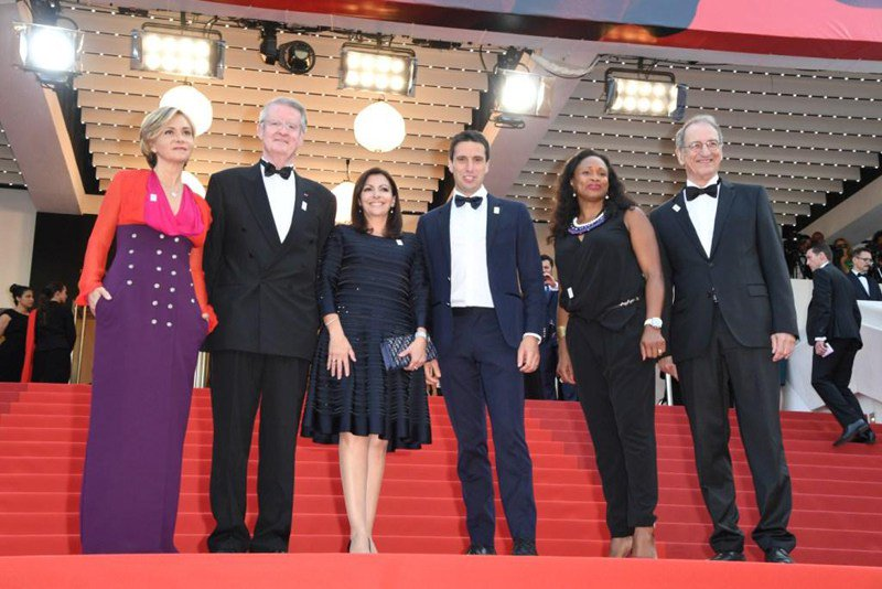 test Twitter Media - Paris 2024 Delegation Attend Cannes Film Festival https://t.co/B9DnbsECmx https://t.co/CXdpqGSyGK