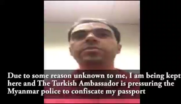 .@hrw condemns #Turkey &quot;nasty, rights abusing tactic&quot; 2 strip passport of Furkan Sokmen, pressure #Myanmar send back  https:// coconuts.co/yangon/news/tu rkish-teacher-abducted-embassy-officials-yangon-airport/ &nbsp; … <br>http://pic.twitter.com/9JdEj58CqU