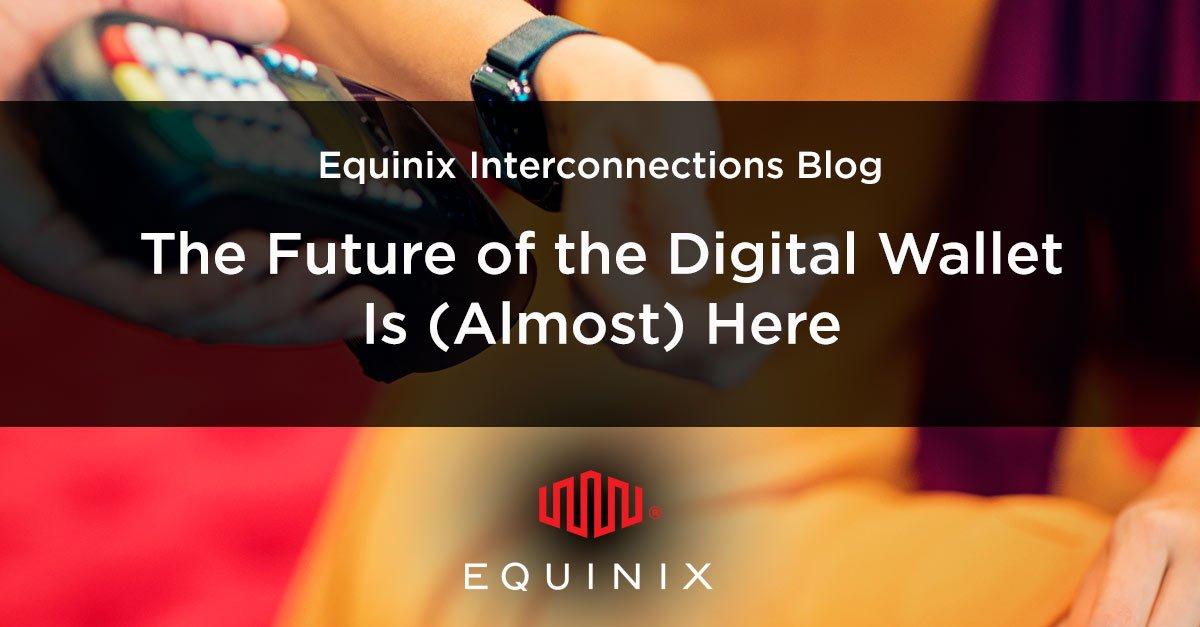 The #digitalwallet is going mainstream. Millennials are driving adoption as security concerns fade.   http:// eqix.it/2qTQ7sg  &nbsp;  <br>http://pic.twitter.com/x05xjps1cv