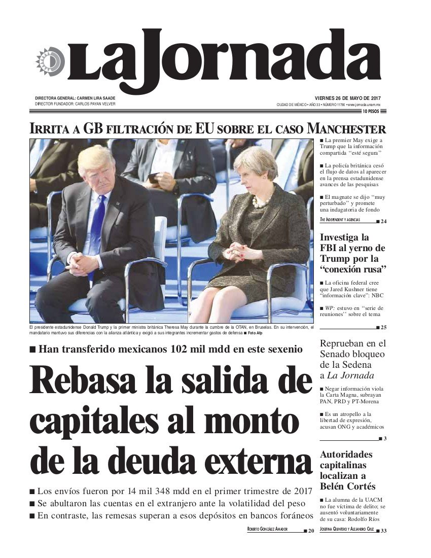 #BuenViernes La portada de hoy https://t.co/qq8BylzmOb https://t.co/KP...