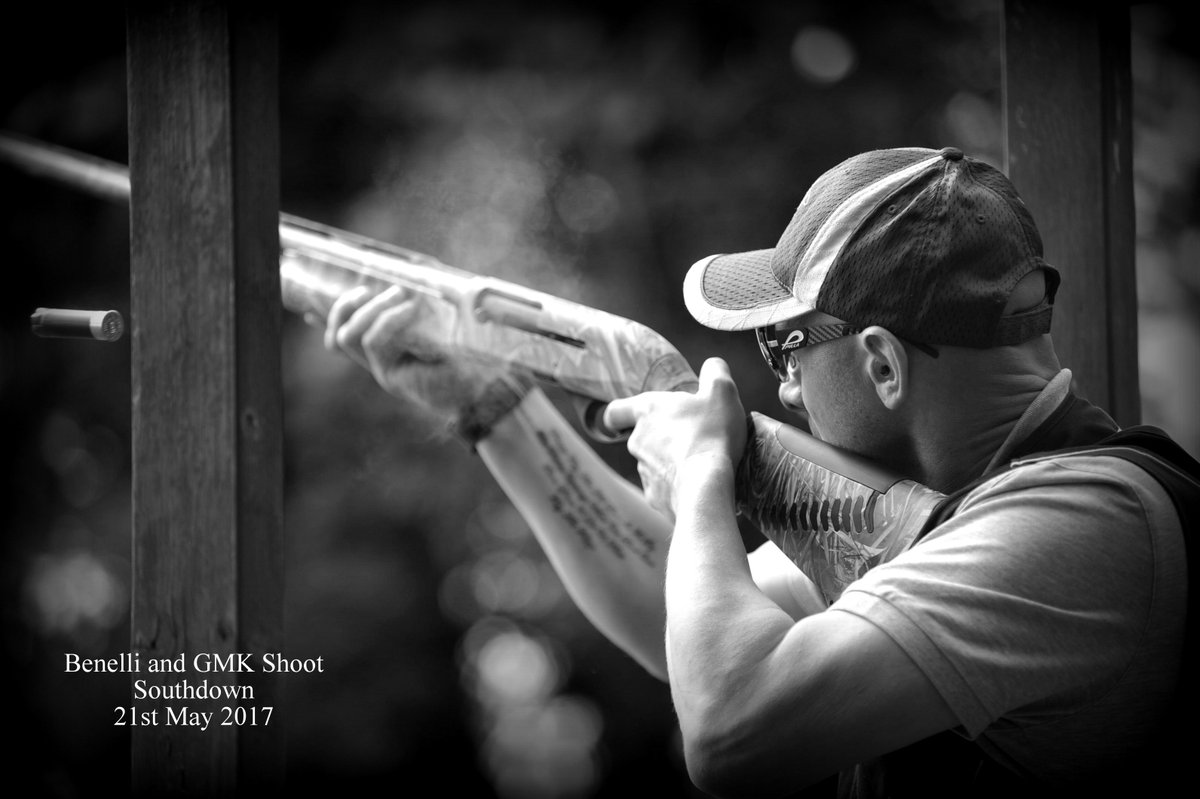 This shot I took at #@SouthdownGC at the #Benelli #GMK event. I shot this at #F2.8, the #shutter was 1/6400 of a #second.<br>http://pic.twitter.com/Jr7yNBl7Yq