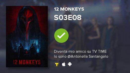 I've just watched episode S03E08 of 12 Monkeys! #12monkeys  https://t....