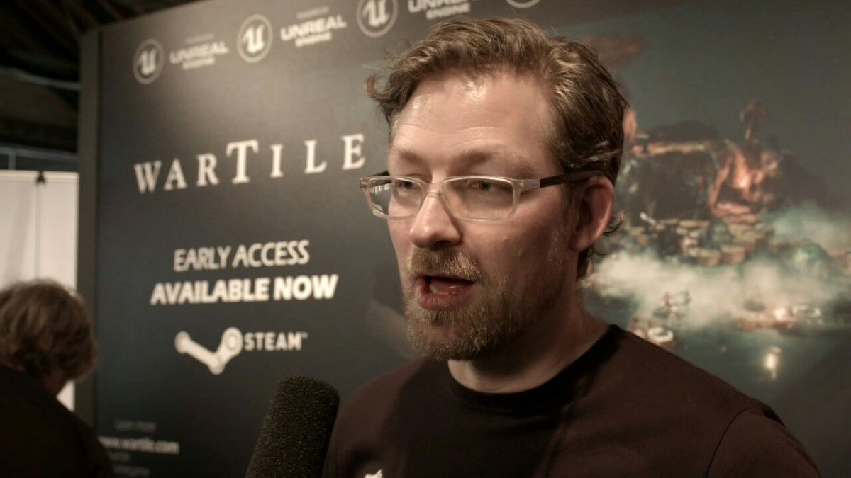 Watch &quot;Wartile by Playwood Project | Rezzed 2017 Developer Interview | Unreal Engine&quot; on YouTube  http:// buff.ly/2rXTcpF  &nbsp;   #gamedev #ue4 <br>http://pic.twitter.com/ome1mxAaWQ