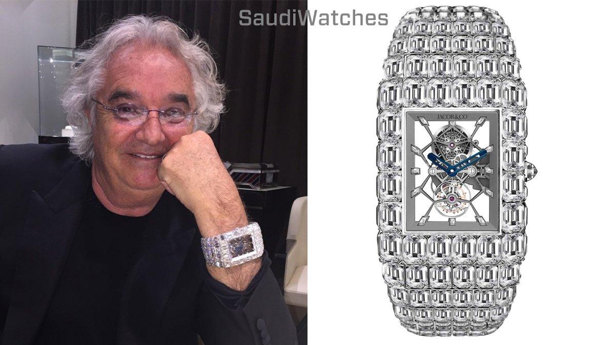 بالأرقام| لن تصدق أسعار الساعات التي يرتديها المشاهير.. أحدهم يرتدي ساعة ثمنها تخطى الملايين 8 24/6/2018 - 7:53 م