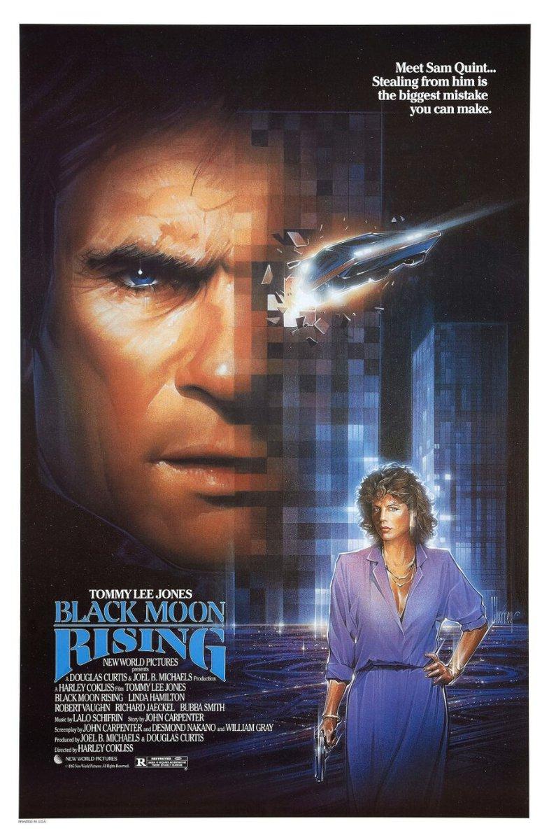 Harley Cokliss/ BLACK MOON RISING (1986) #carsploitation #crime #trailer #MoviePoster  …  https:// youtu.be/VFEEFlng68w  &nbsp;   <br>http://pic.twitter.com/0cpezE3StO