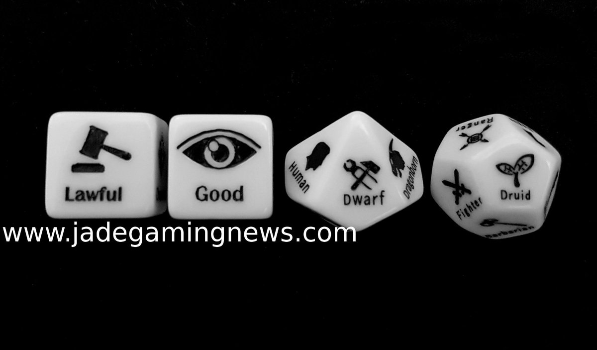 And the #characteroftheday is... A grower of fine crsytals #dnd #rpg #dice <br>http://pic.twitter.com/ZITQoDV9PX