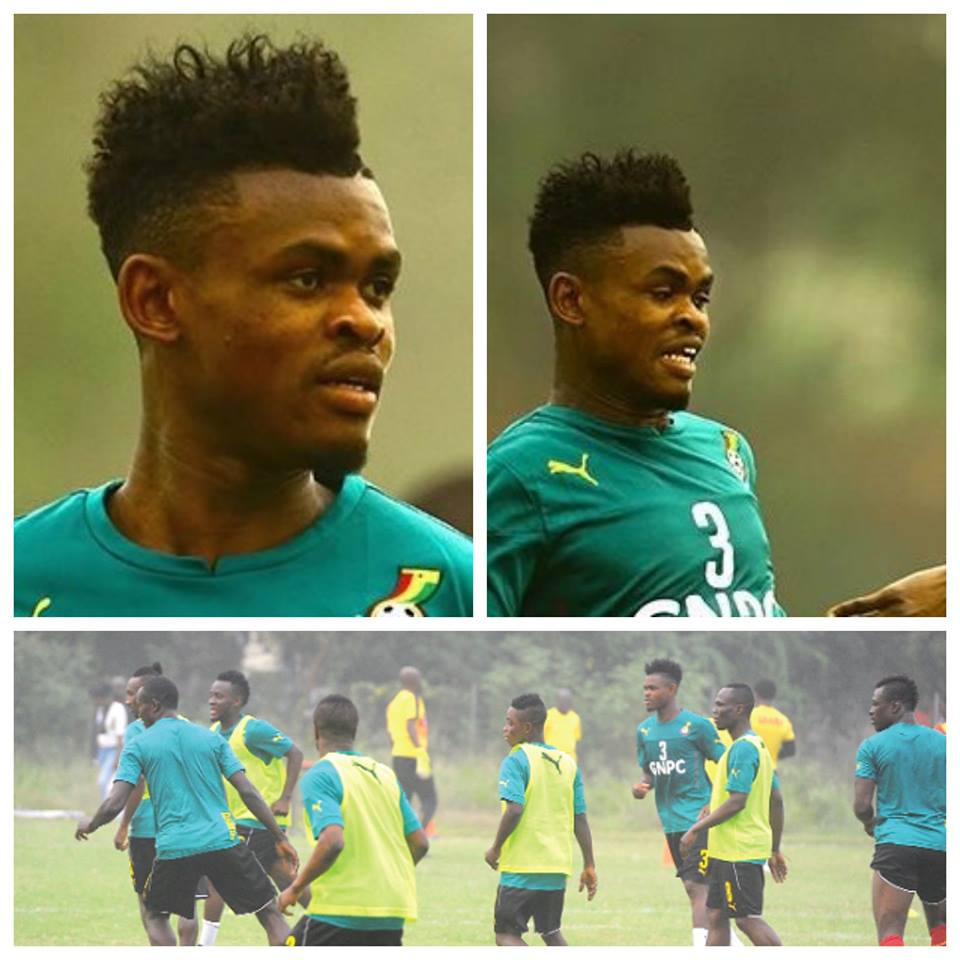 Congratulations to Godsway Donyoh, who has been called up to the #Ghana national team ahead of #AFCON qualifier! #FCN #hardworkpaysoff<br>http://pic.twitter.com/VYXyNaL8my