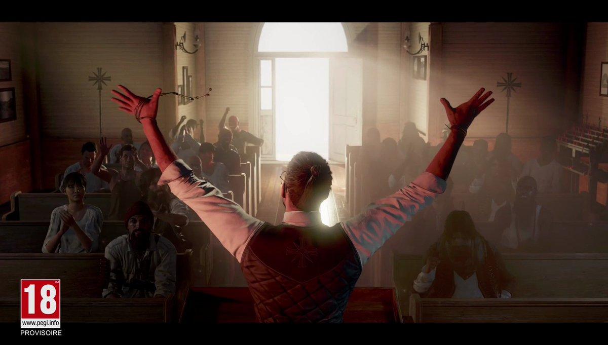 🇺🇸 Far Cry 5 débarque aux Etats-Unis. Disponible sur PS4 le 27 février...