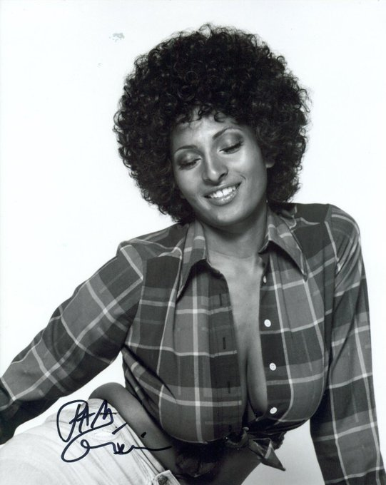 Happy Birthday to Pam Grier.