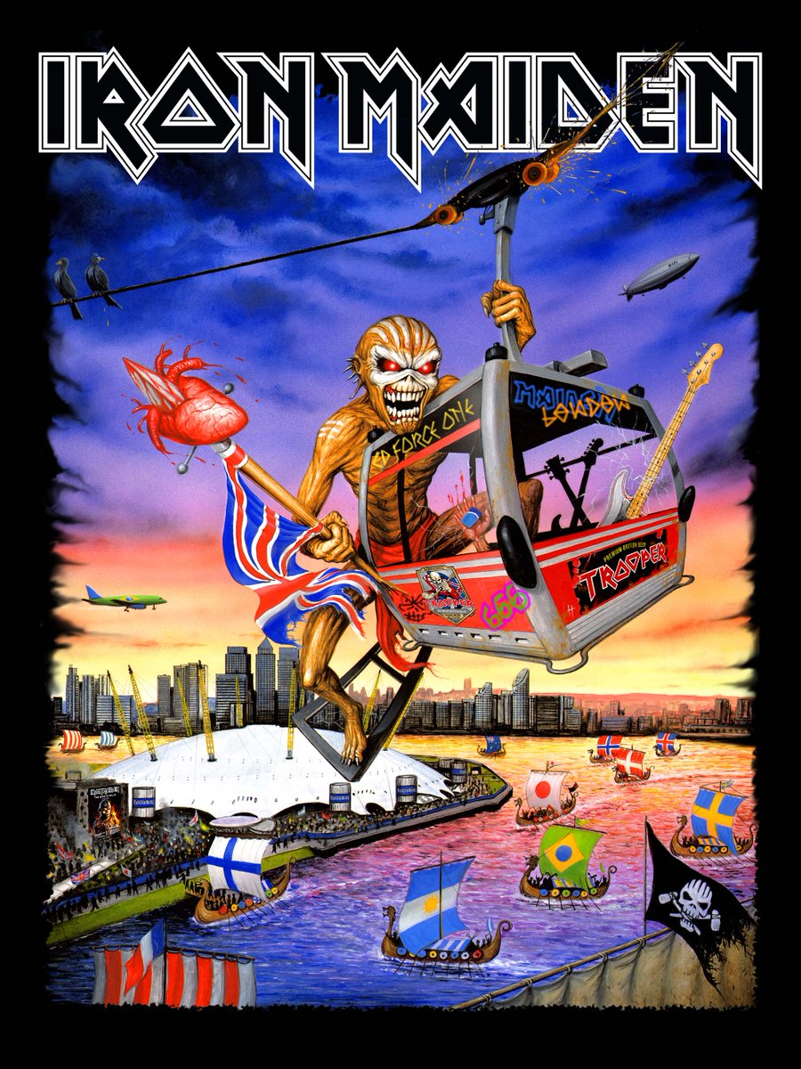iron maiden on twitter more o2 tickets released production other holds released all over. Black Bedroom Furniture Sets. Home Design Ideas