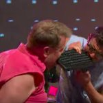 Video: Orlando Bloom, @JKCorden Strip and Hump Some Computers as the IT Guys (@latelat... https://t.co/jmgCk4utGo