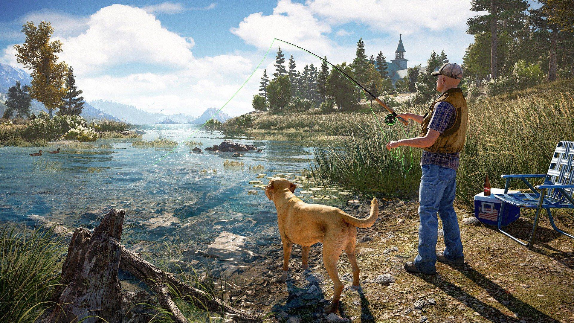 Far Cry 5 Announcement Trailer