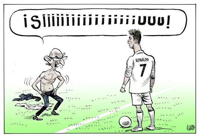 Genial  #CristianoRonaldo <br>http://pic.twitter.com/VEfVhngOtb