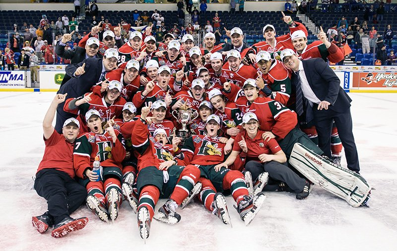 On this day 4 years ago - Mooseheads beat Portland 6-4 to win the #MCMemorialCup Oh the memories. https://t.co/0kEnj8RZWc