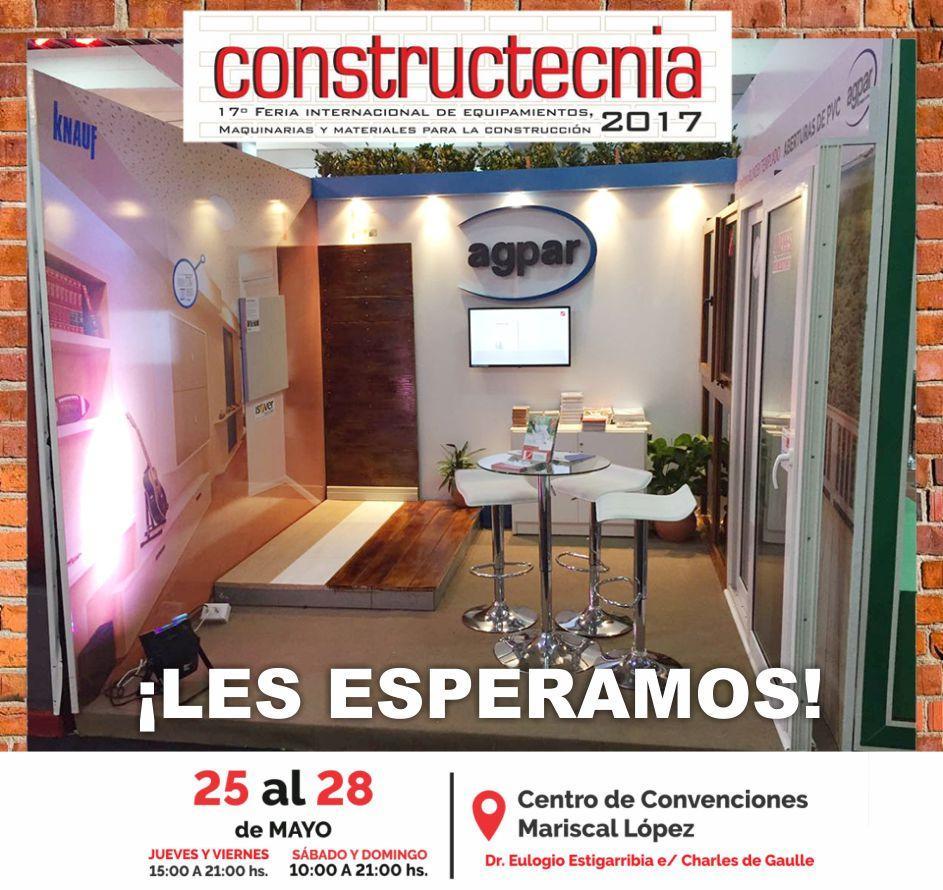 Ya comenzó!  Nos vemos #Constructecnia #constructecnia2017 #AgparPy https://t.co/VbaVwPhZjg
