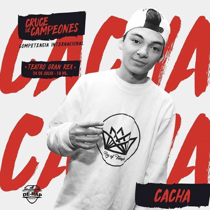 CRUCE DE CAMPEONES: CACHA VS KAISER – EL ANÁLISIS